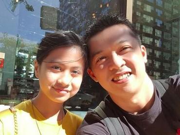 Atta kini sudah berumur 11 tahun. Menurut Taufik di usia ini, anak gadisnya tidak kecil lagi. (Foto: Instagram @th_natanayo)