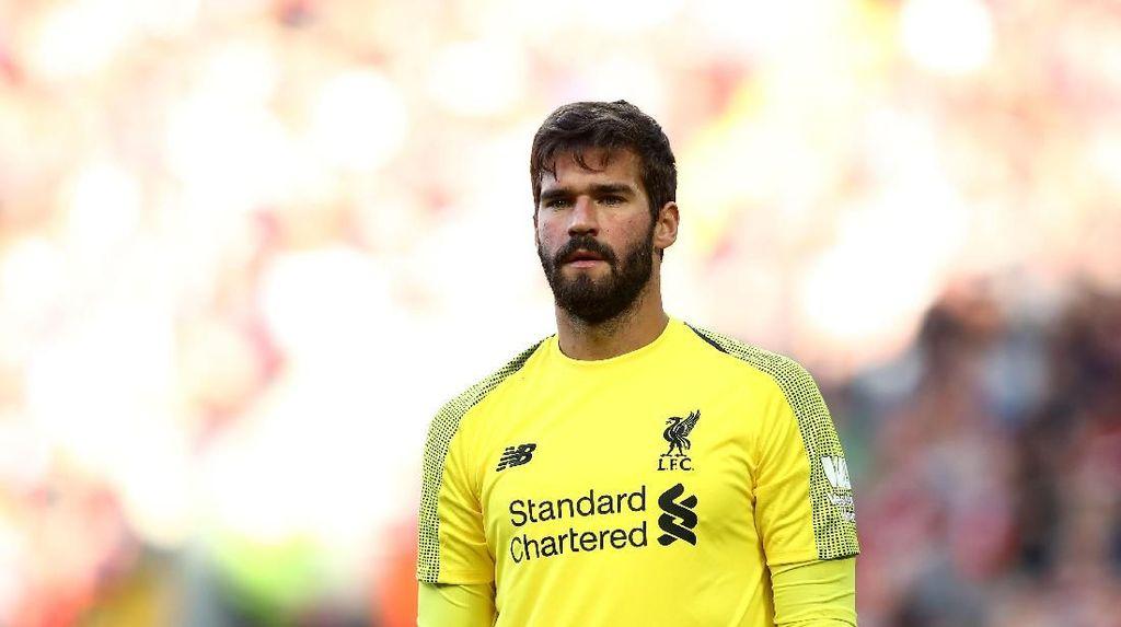 Alisson Ingin Jadi Kiper Sempurna untuk Liverpool