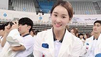 Bugar dan Cantik! Ini Jung Hyelim, Pelari Korsel yang Mirip Bintang KPop