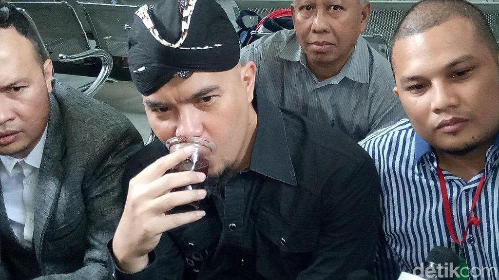 Tanggapan Ahmad Dhani soal Tuduhan Utang Ratusan Juta Rupiah