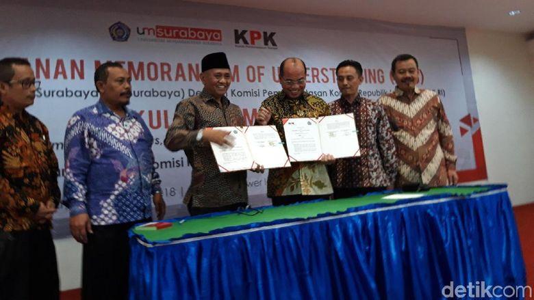 Ott Kpk Hari Ini Di Surabaya Detail: Risma Minta Telusuri Dana BOPDA Di Surabaya, Ini Jawaban KPK
