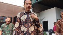 Jokowi Jawab Serangan Fadli Zon cs soal Dolar Meroket