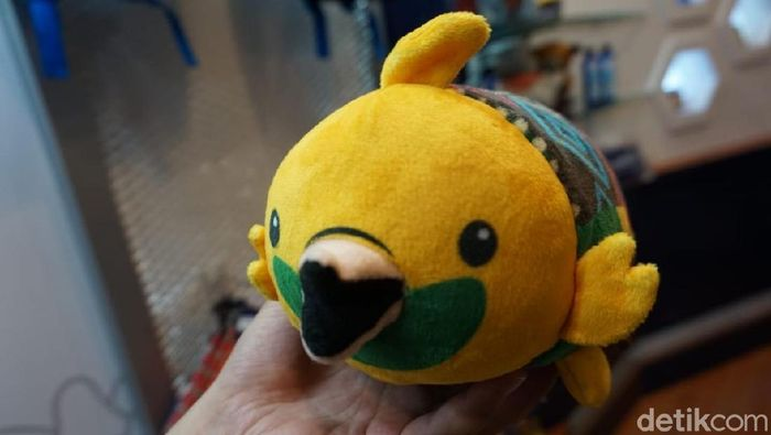 Begini Susahnya Produksi Boneka Maskot Asian Games a7c158de6a