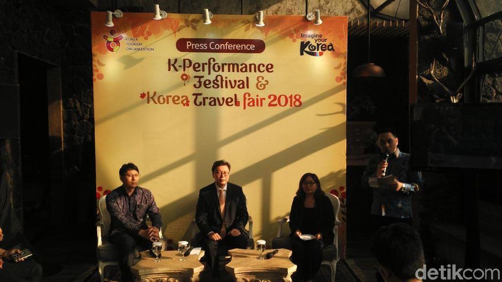 Siap-siap! Korea Travel Fair Akan Digelar Akhir Pekan Ini