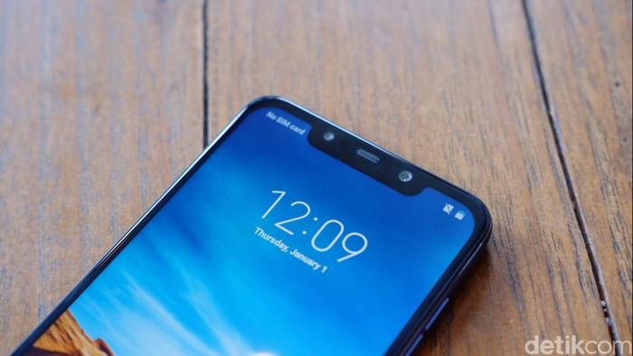 Xiaomi Pocophone F1. Foto: Adi Fida Rahman/detikINET