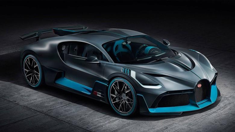 Bugatti Divo. Foto: Dok. Bugatti