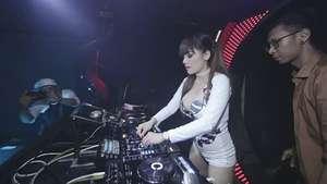 DJ Dinar, Rekan Pamela Safitri di Video Joget Erotis