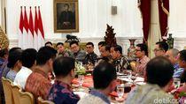 Istana: Pertemuan Konglomerat Muda-Jokowi Tak Terkait Pilpres