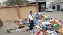 Penampakan Air Zamzam yang Diambil Paksa dari Koper Jemaah Haji