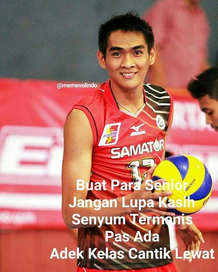 Ya, tim nasional voli putra Indonesia akan menghadapi Thailand, di babak 12 besar. Foto: Instagram