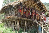 Mengenal Suku Suku Pedalaman Pegunungan Papua Barat