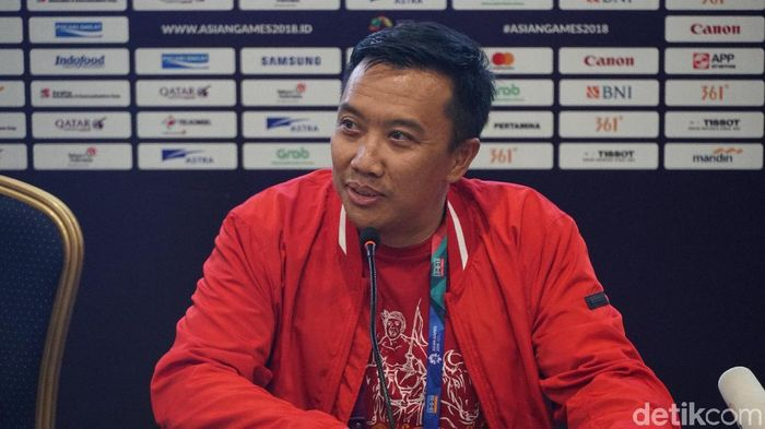 Menpora Imam Nahrawi ingin Indonesia menjaga momentum Asian Games 2018. (Foto: Femi Diah/detikSport)