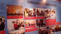 Arsip Eksklusif Sukarno hingga Jokowi Dipamerkan di Kemensetneg