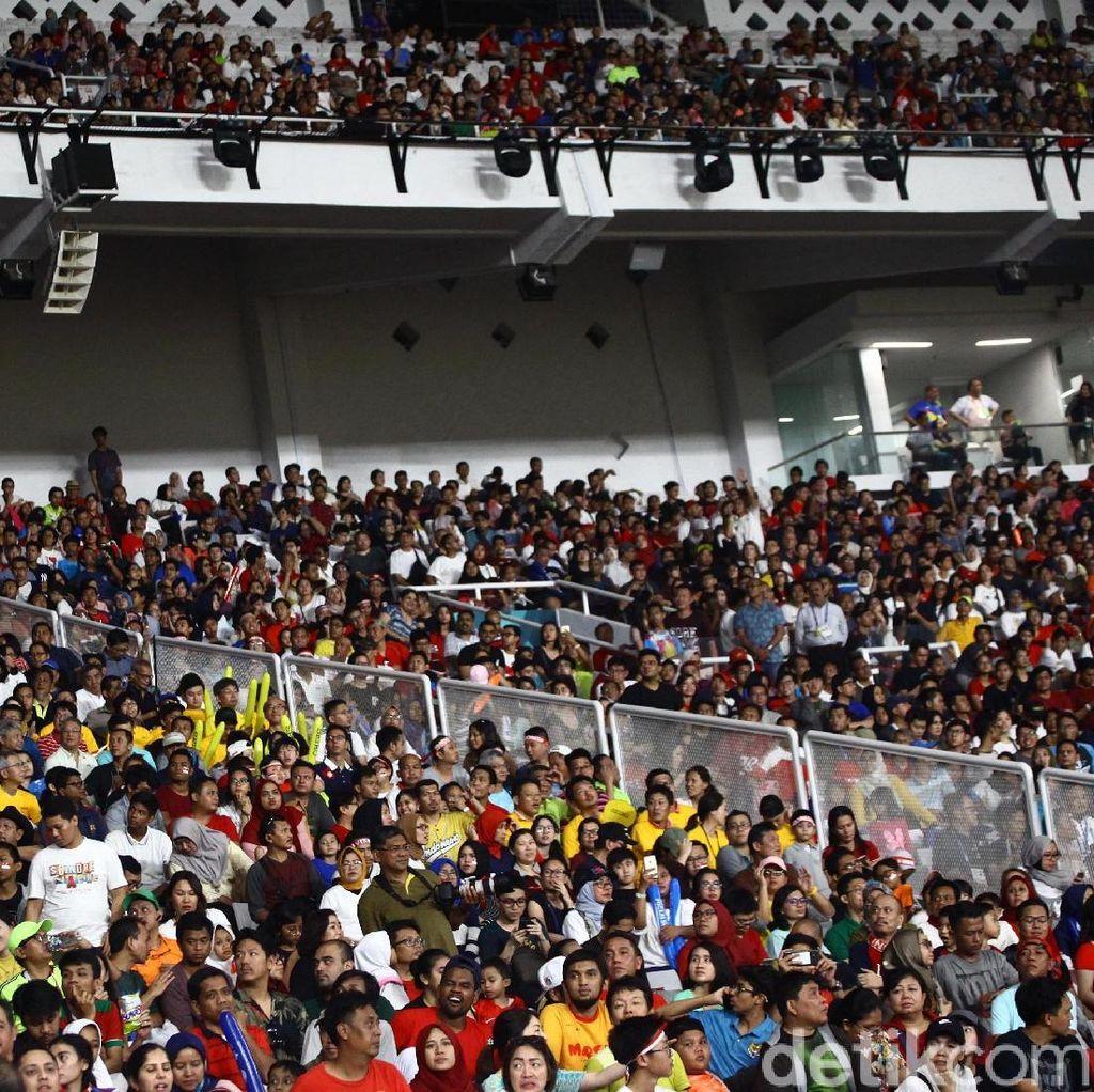 Apakah Indonesia Butuh Pelatihan untuk Suporter Sepakbola?