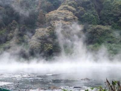 100 Turis Ilegal dan Pengguna Motor Trail Diusir dari Kamojang