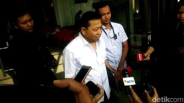 KPK Telusuri Pertemuan Novanto dengan Tersangka Suap PLTU Riau-1