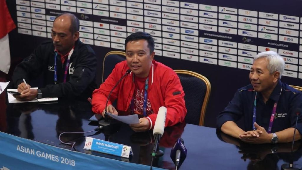 Sejarah! Asian Games 2018 Jadi Laju Terbaik Indonesia