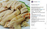 Penggemar Berat Nasi Ayam, Pria Ini  Santap Nasi Ayam Selama 254 Hari