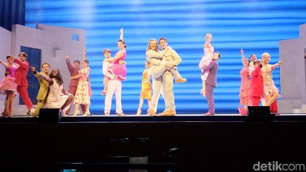 Mengintip 2 Cuplikan Adegan 'MAMMA MIA! Musical Jakarta