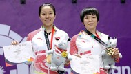 China Juara Umum Bulutangkis Asian Games, Indonesia Runner-Up