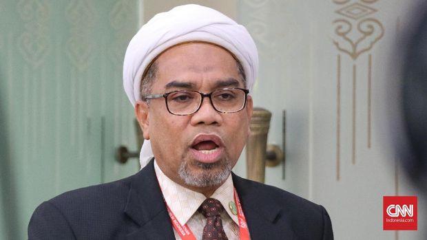Istana Jawab TPM soal tak Diajukannya Ikrar NKRI ke Ba'asyir