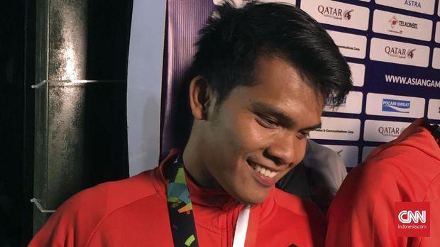 Meraih medali emas, Hinayah akan mendapat rumah dan beasiswa dari Provinsi Sumatra Selatan.