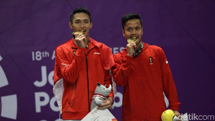 Setelah sukses di Asian Games 2018, para pebulutangkis Indonesia dinantikan tiga turnamen di bulan September (Foto: Agung Pambudhy)