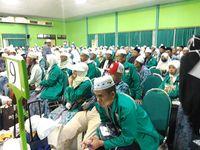 Alhamdulillah, Kloter Pertama Embarkasi Surabaya Tiba