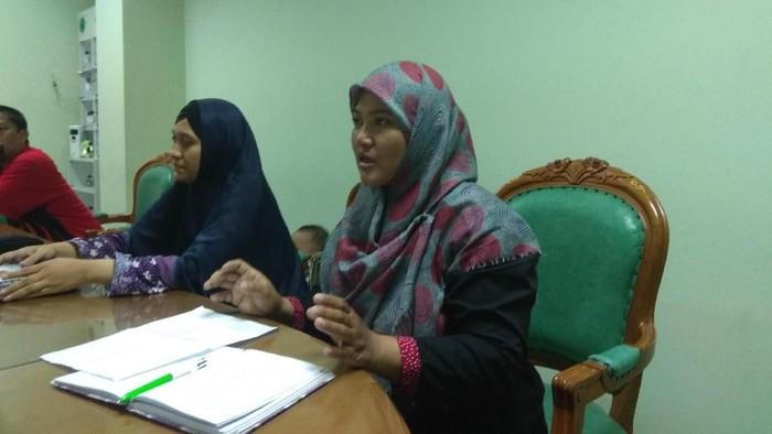 Komunitas Korban KIPI melapor ke MUI. Foto: detikHealth/Aisyah Kamaliah
