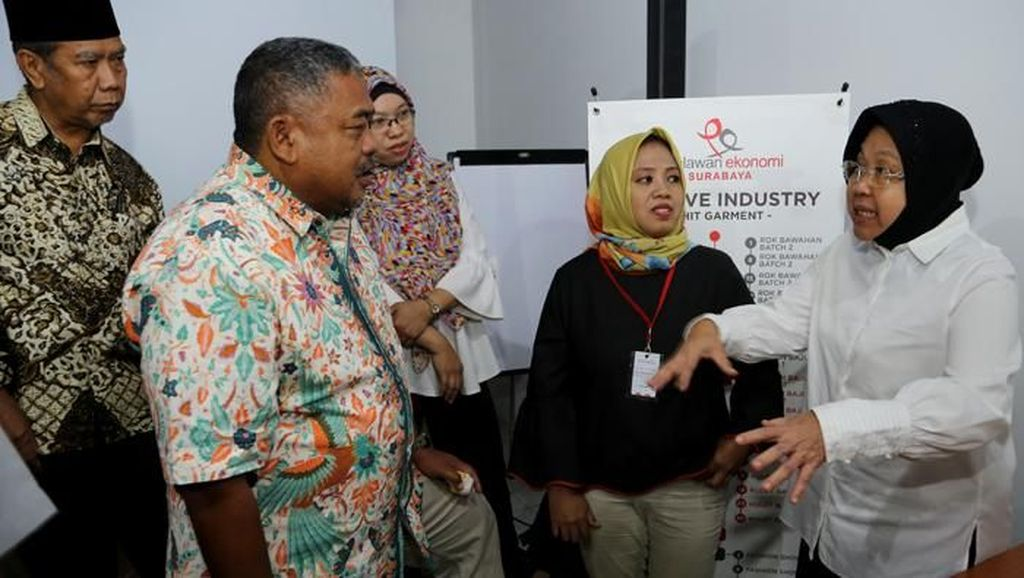 3 Inovasi Kebijakan Surabaya Masuk Top 99 Sinovik KemenPAN-RB