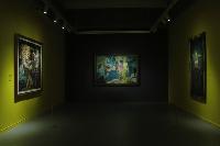 Koleksi lukisan seni istana kepresidenan (Foto dok. Mandiri Pameran Koleksi)
