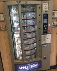 Keren! Vending Machine Ini Jual Potongan Beefsteak Segar