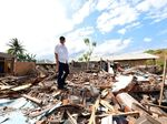 Dinas Update Dampak Gempa Lombok: 61 Ribuan Rumah Rusak