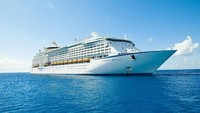Ini Kapal Pesiar LGBT yang Penumpangnya Tewas Loncat ke Laut