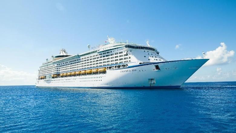 kapal baru royal carribean