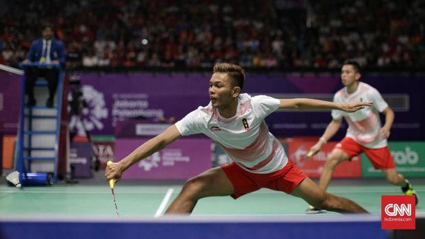 Daftar Pertandingan Wakil Indonesia di Semifinal All England