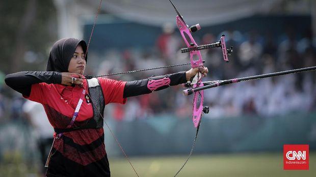 Diananda Choirunisa ditarget meraih emas lewat nomor campuran bersama Riau Ega.