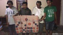 Gelar Judi Sabung Ayam dan Dadu, 4 Warga Makassar Diciduk Polisi