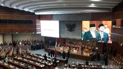 Bamsoet Lantik Anggota PAW Pengganti TB Hasanuddin