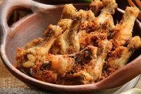Dari Mana Asal Ayam Goreng yang Gurih Renyah?