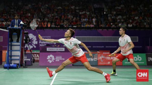 Fajar Alfian/Muhammad Rian Ardianto juga lolos ke babak 16 besar Jepang Terbuka.