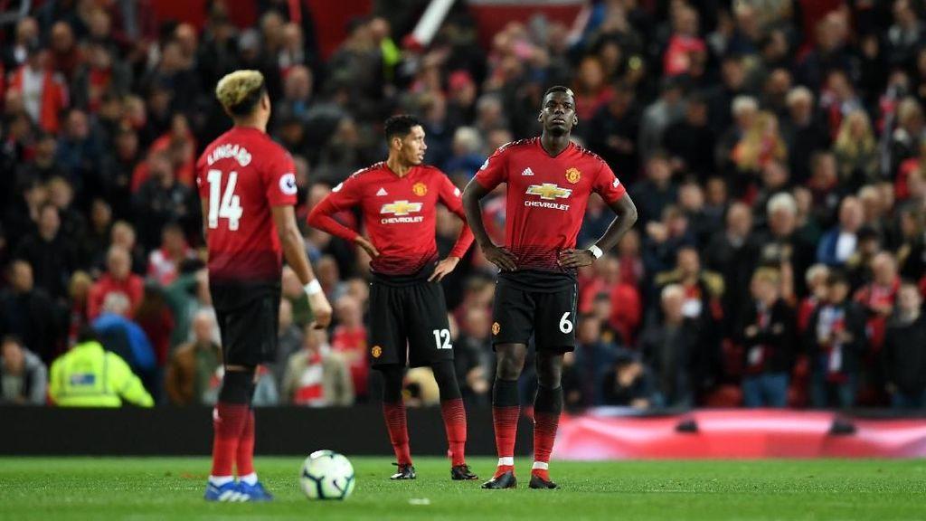 Sindir Mourinho, Pogba: MU Itu Harusnya Main Menyerang