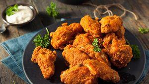 Renyah Gurih Ayam Goreng