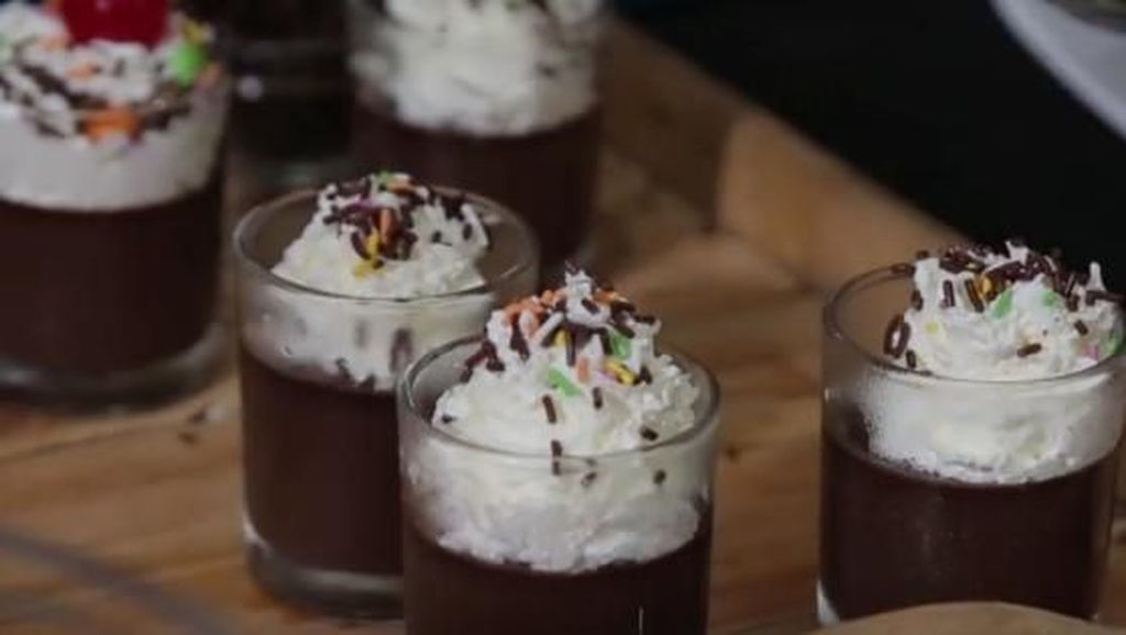 Resep Silky Pudding ala Chef Aiko