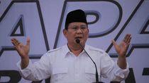 Soal Nomor Urut Peserta Pemilu, Ini Harapan Prabowo