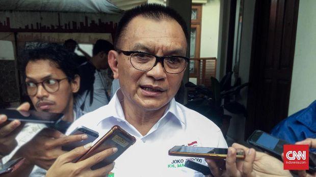 Prabowo Sebut Negara Terancam, Tim Jokowi Nilai Tak Ada Data