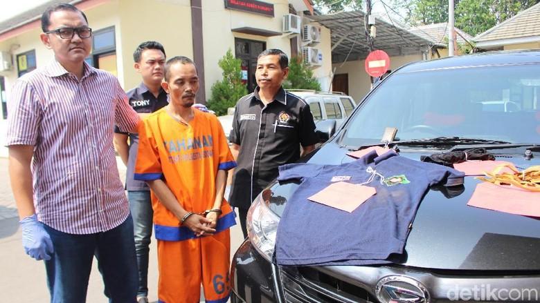 4 Pria Terciduk Rampas Taksi Online di Sidoarjo