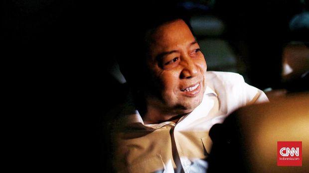 Terpidana korupsi Setya Novanto, 28 Agustus.