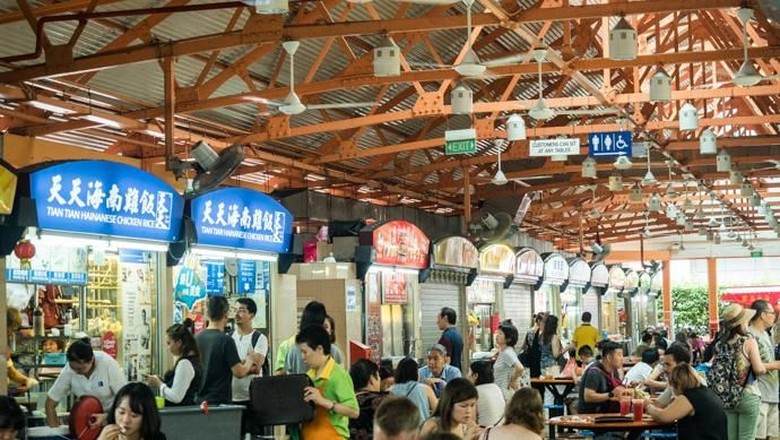Hawker Culture Dinominasikan Singapura ke UNESCO, Malaysia Protes Keras