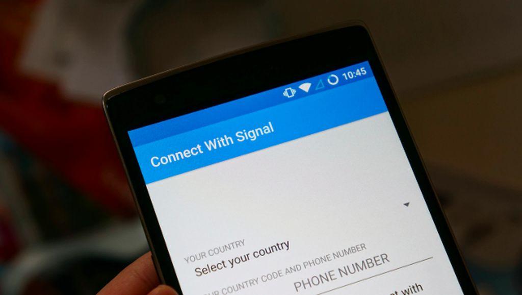 Mengenal Signal, Aplikasi Anti Sadap Terdakwa Suap Bakamla